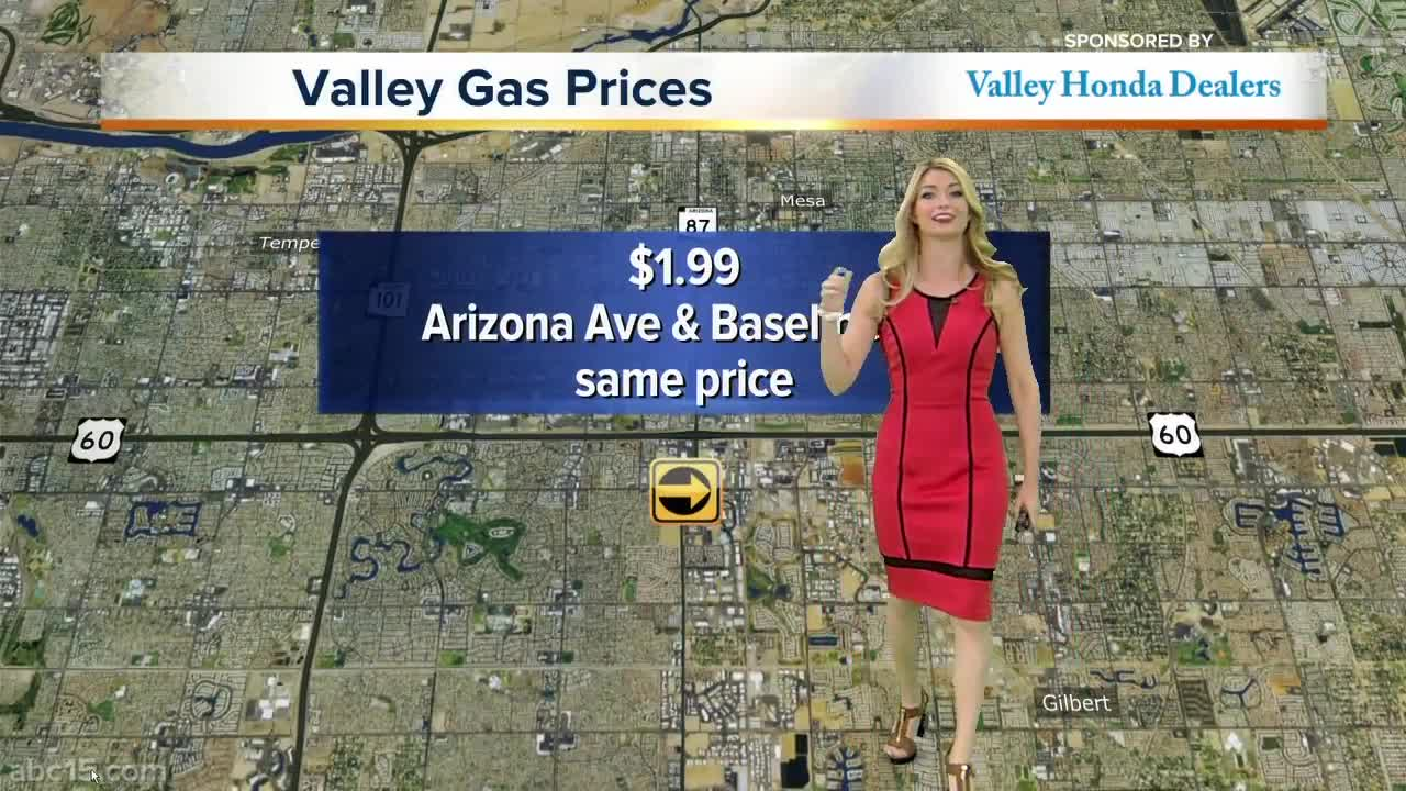 Best gas prices this week in the Phoenix area