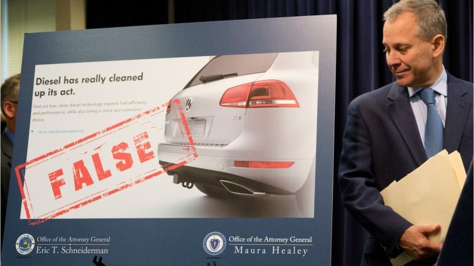 Volkswagen Settles For $157 Million
