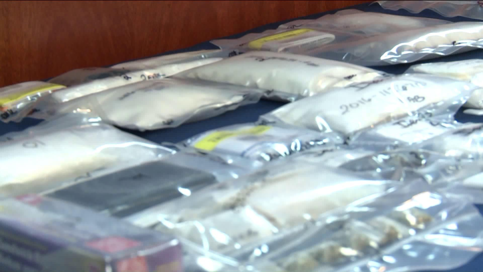 34 Busted in NYC-Based Drug Ring Takedown