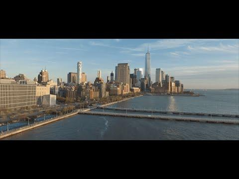 4K Drone Footage Shows the Beauty of New York City