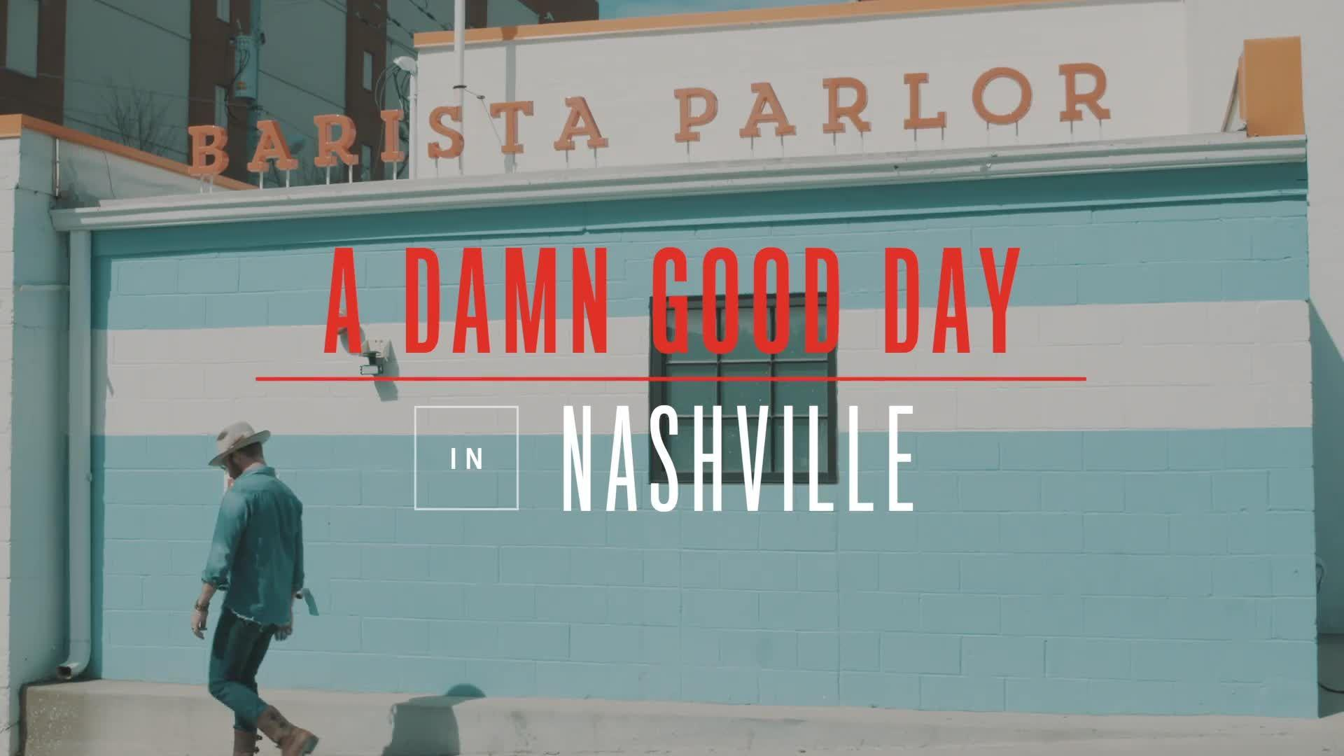 How to Have a Damn Good Day in Nashville, with Help from Country Star Drake White