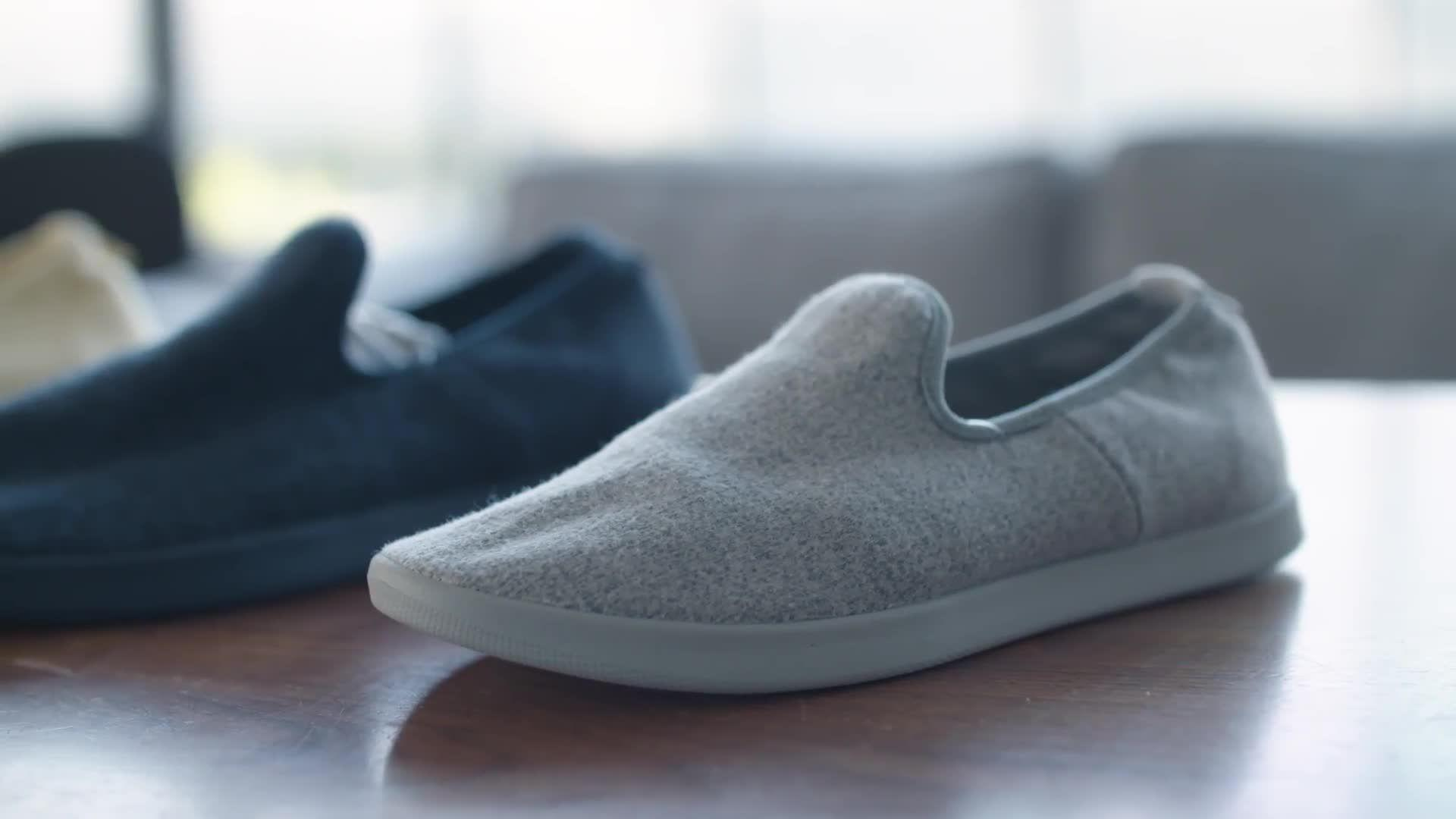 Silicon Valley's Favorite Shoe Company Has Some New Kicks