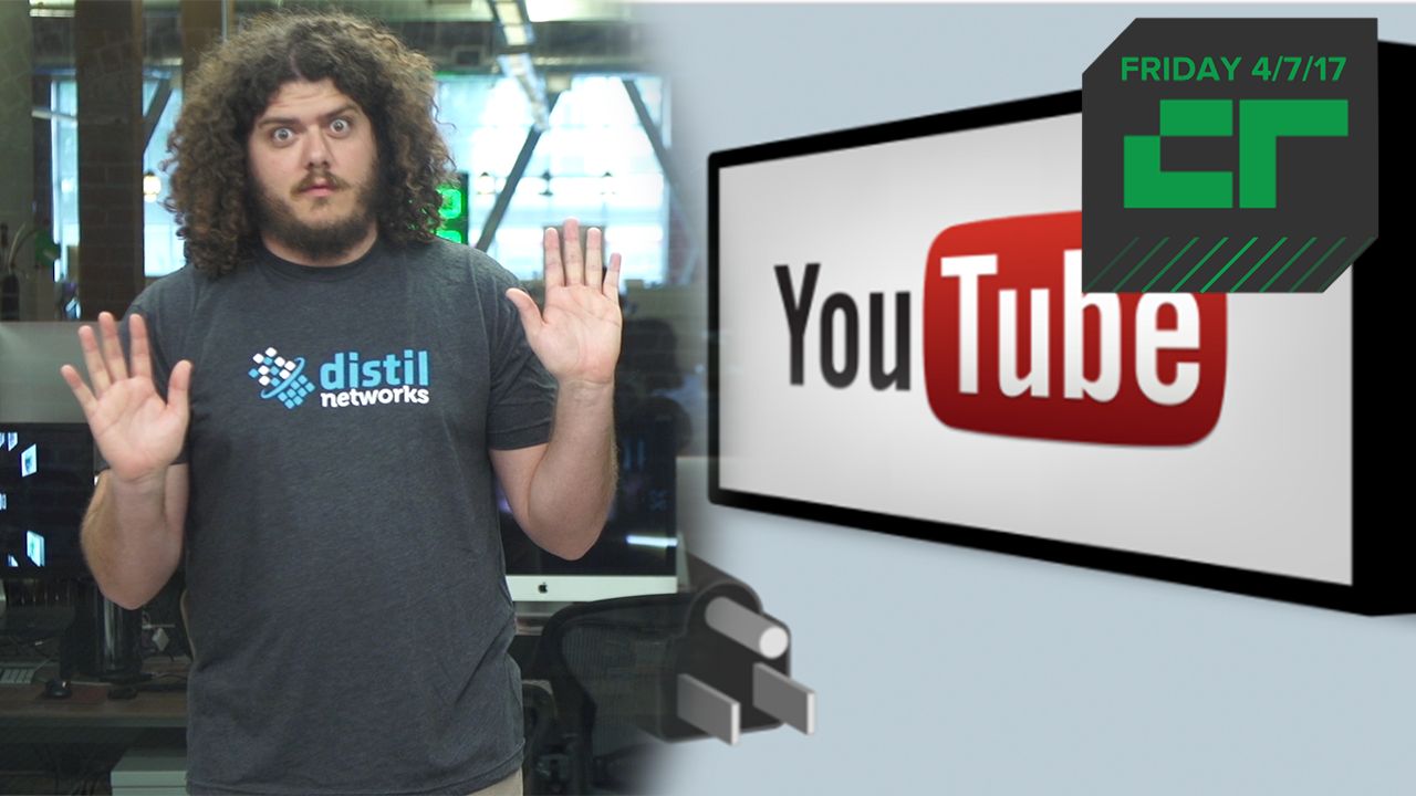 Crunch Report | YouTube now blocking ads on low-view channels