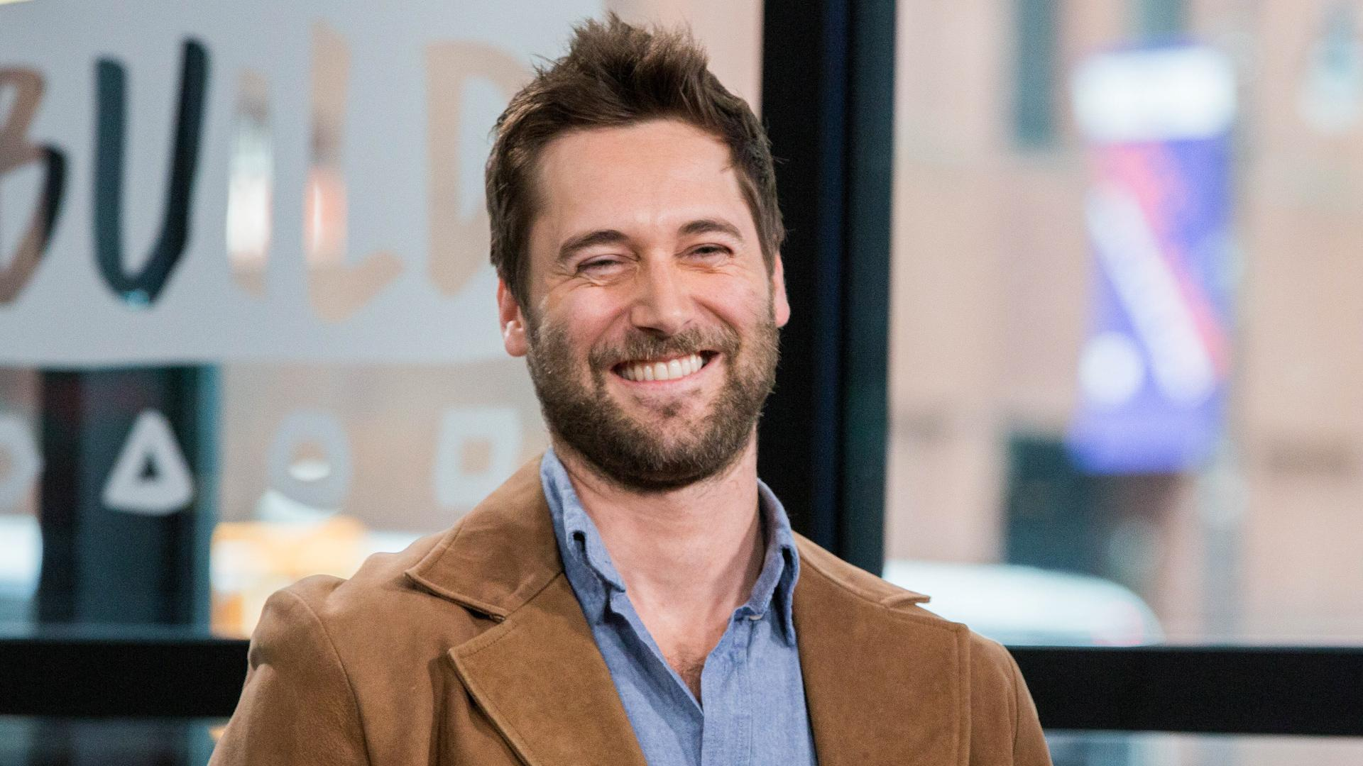 Ryan Eggold On Working With James Spader on 'The Blacklist'