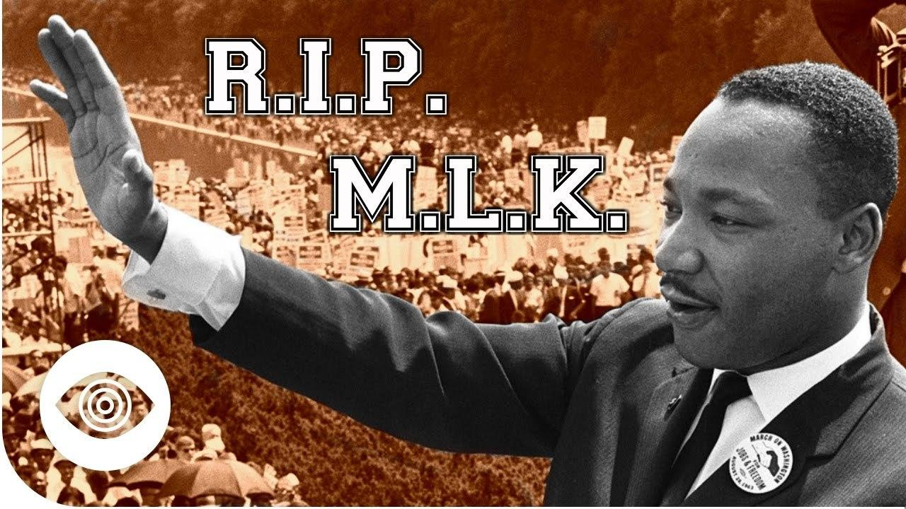 The Mysterious Death Of Martin Luther King, Jr.