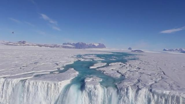 In A Worrying Sign, Scientists Find More Widespread Meltwater On Antarctica Than Thought