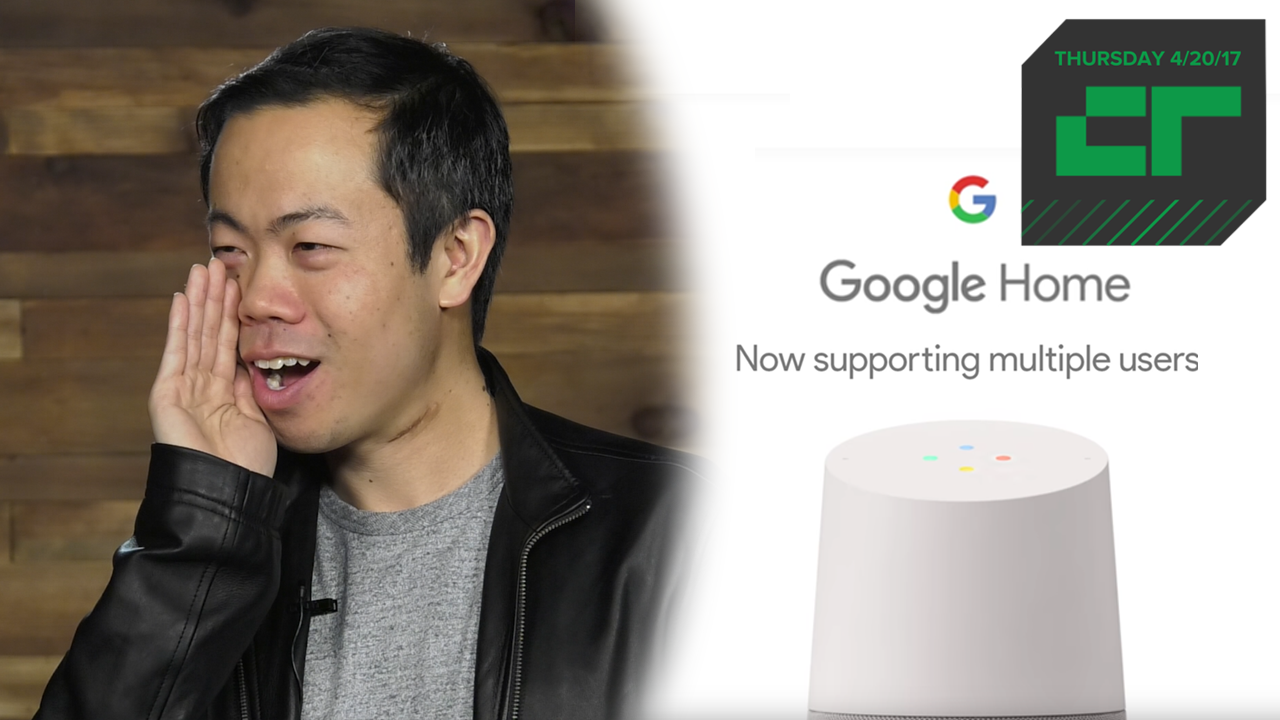 Crunch Report | Google Home Gets More Personal