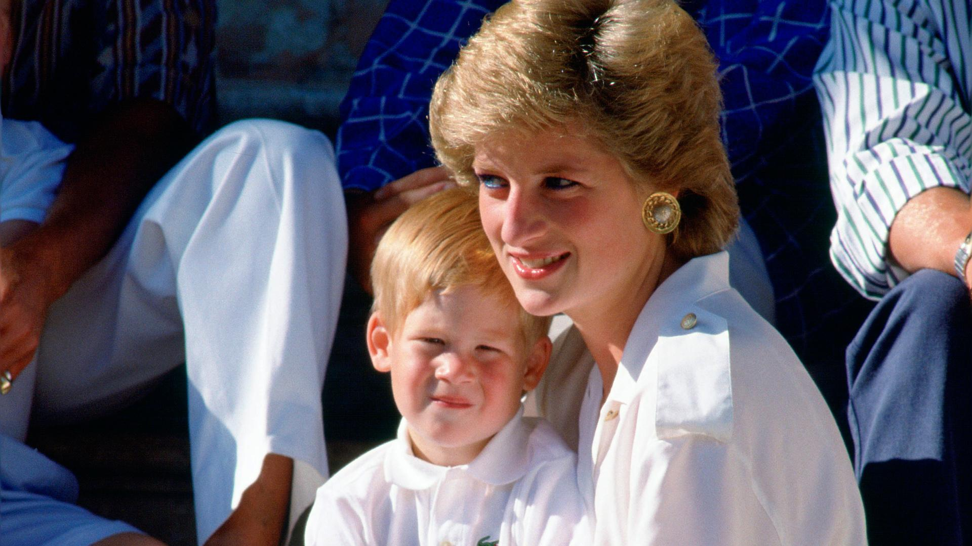 Prince Harry Completely Opens Up About Princess Diana's Death