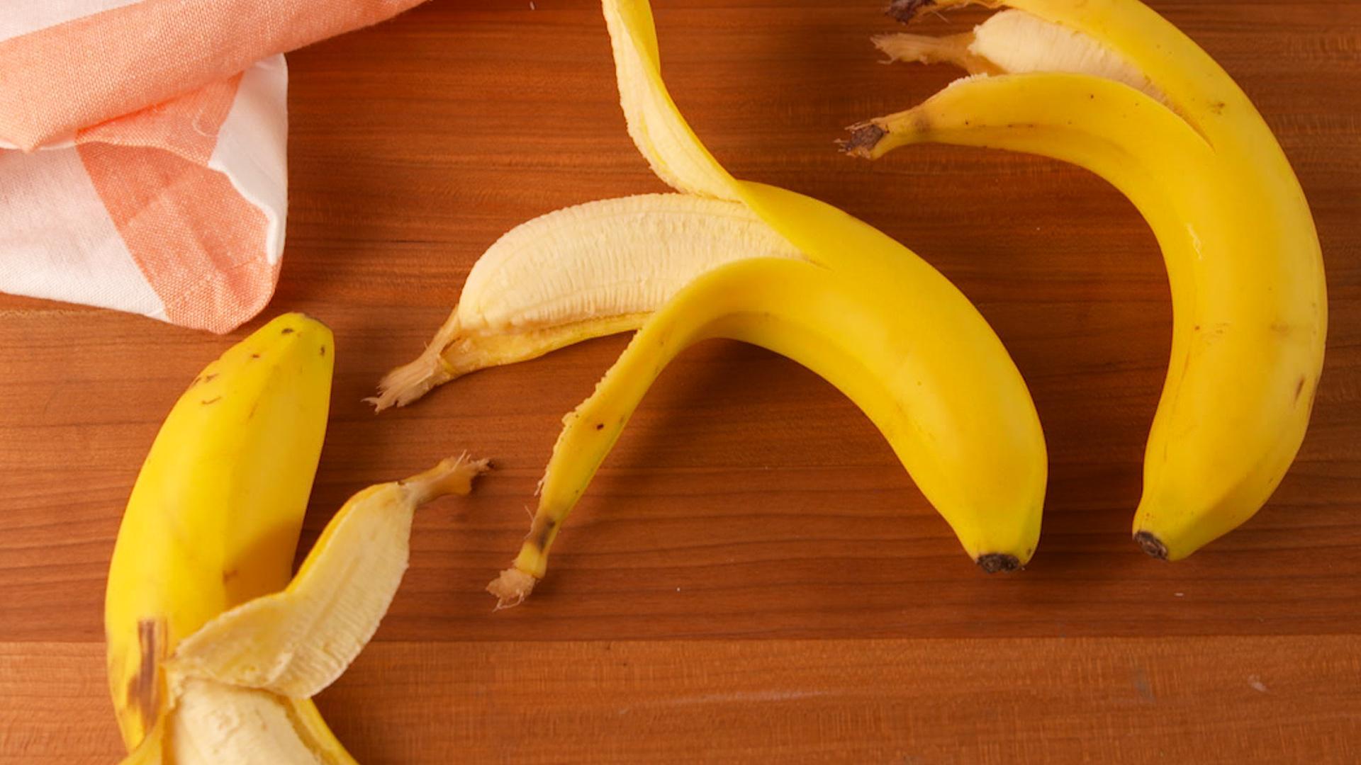 You've Been Peeling Bananas Wrong Your Whole Life