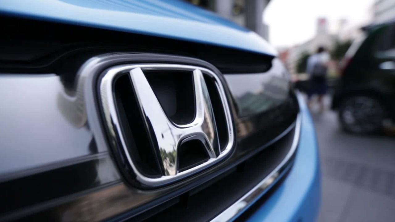 Honda CR-V Hybrid Debuts In Shanghai