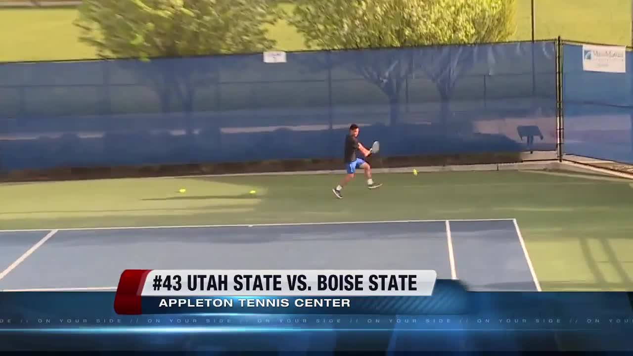 Broncos fall to Aggies in Tennis