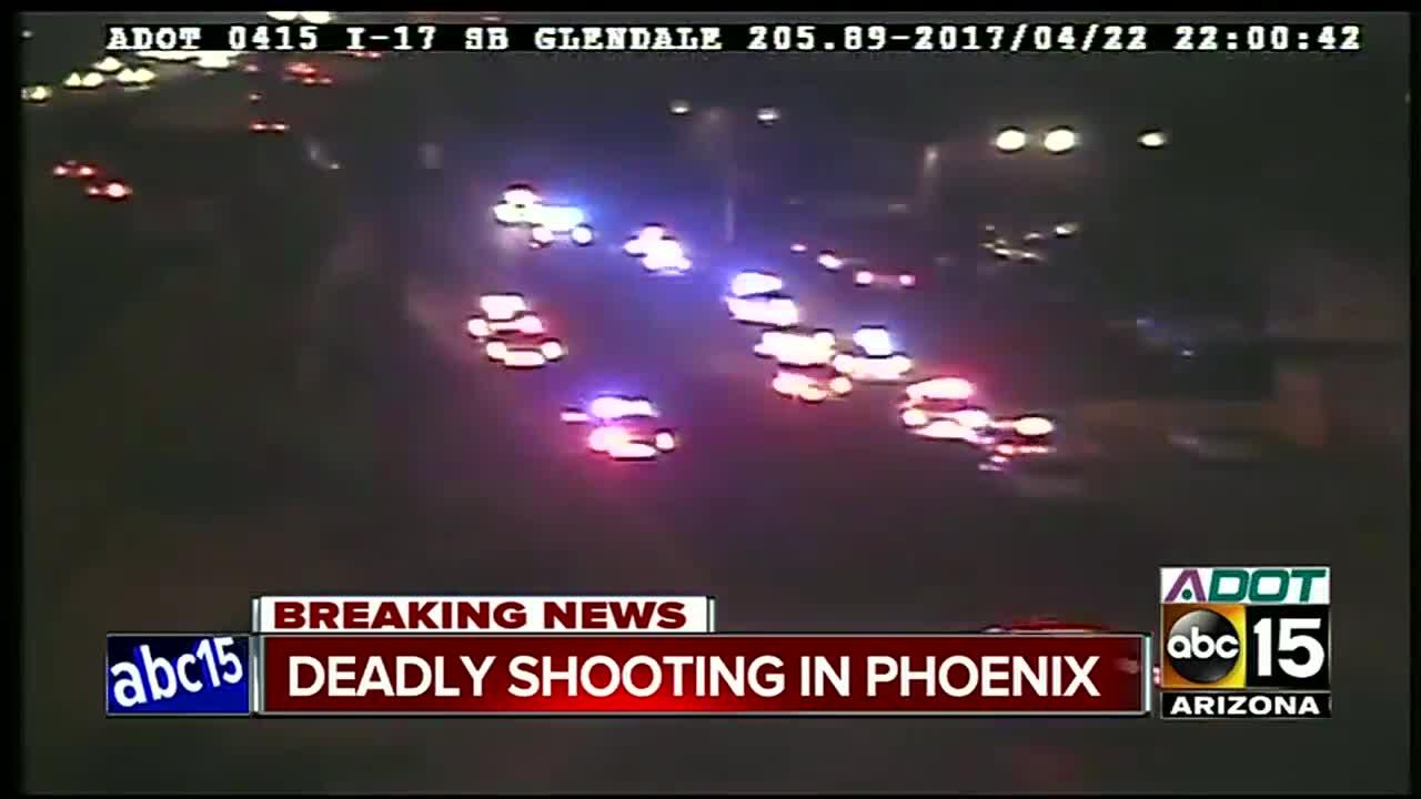 PHX Fire: 1 dead, 1 injured in west Phoenix shooting