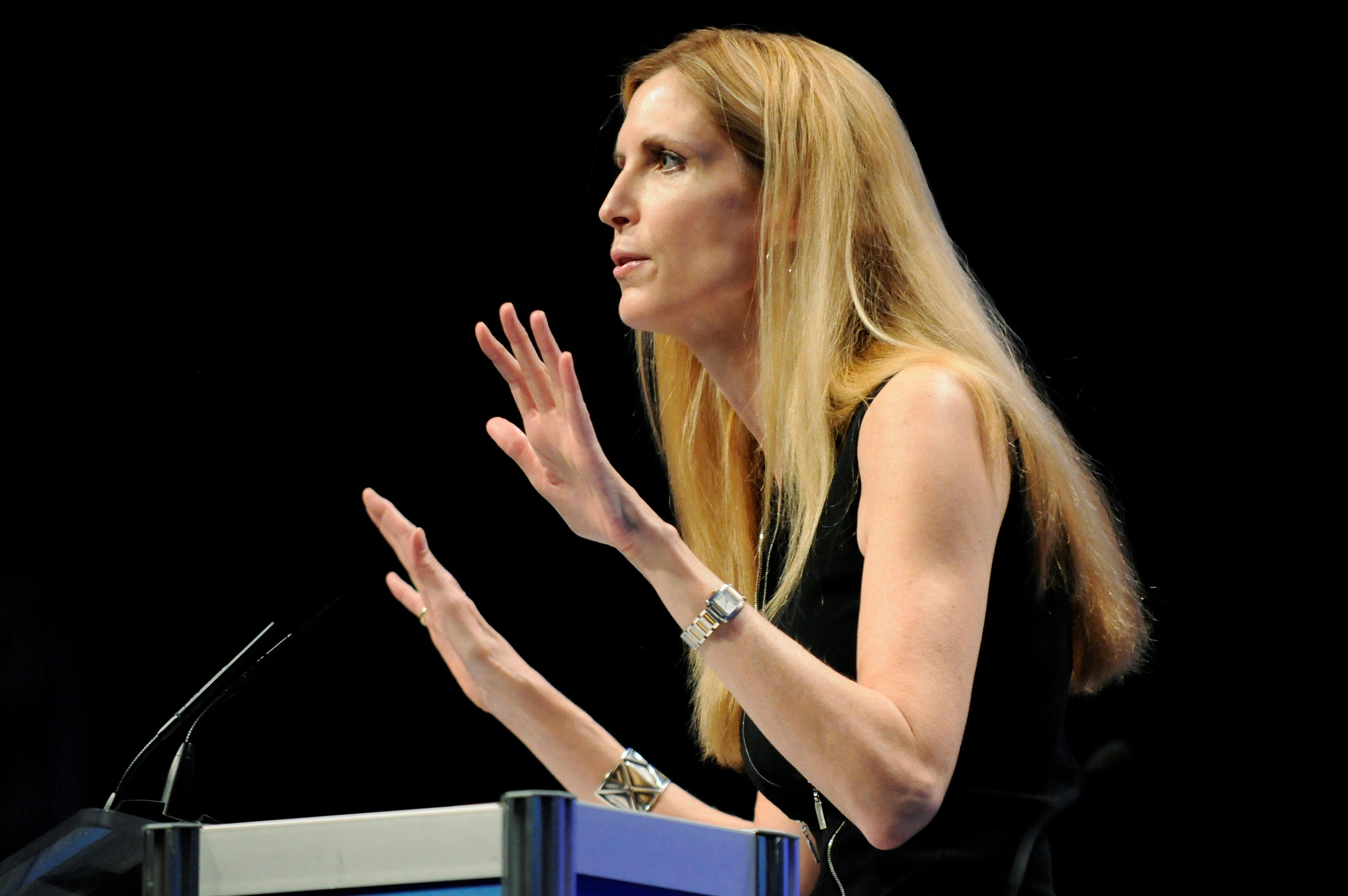 UC Berkeley threatened with lawsuits over Ann Coulter visit