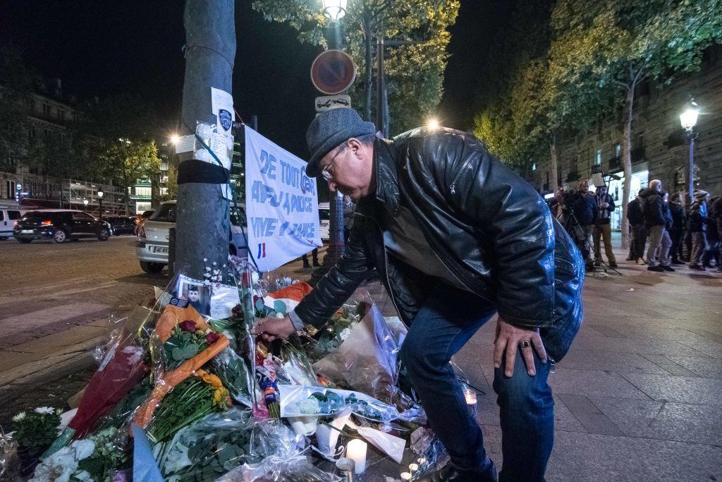 Paris gunman served jail time for shooting at police