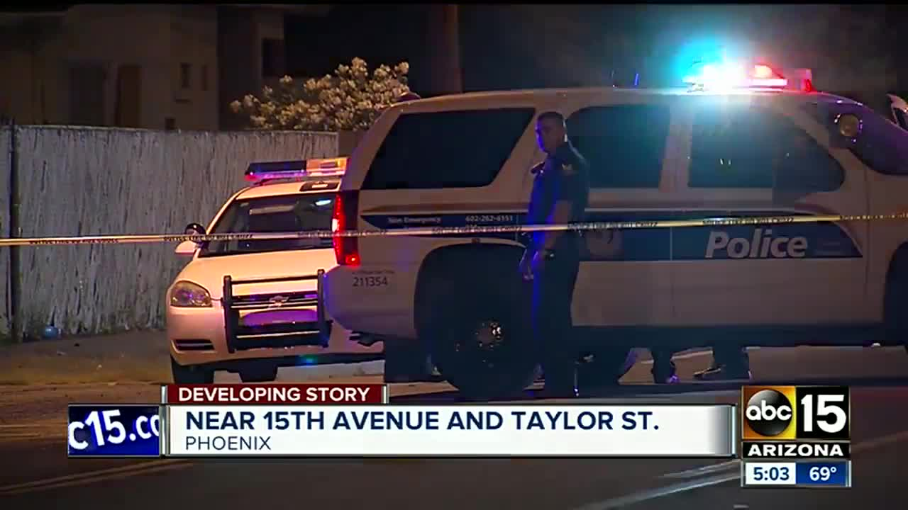 Phoenix police: Victim 'extremely critical' after shooting