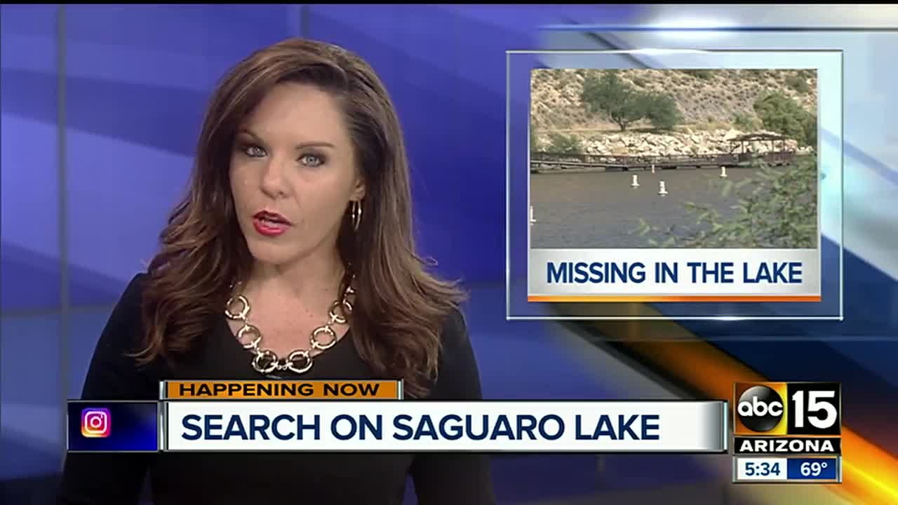 MCSO: Jet skier collides with boat at Saguaro Lake, never resurfaces