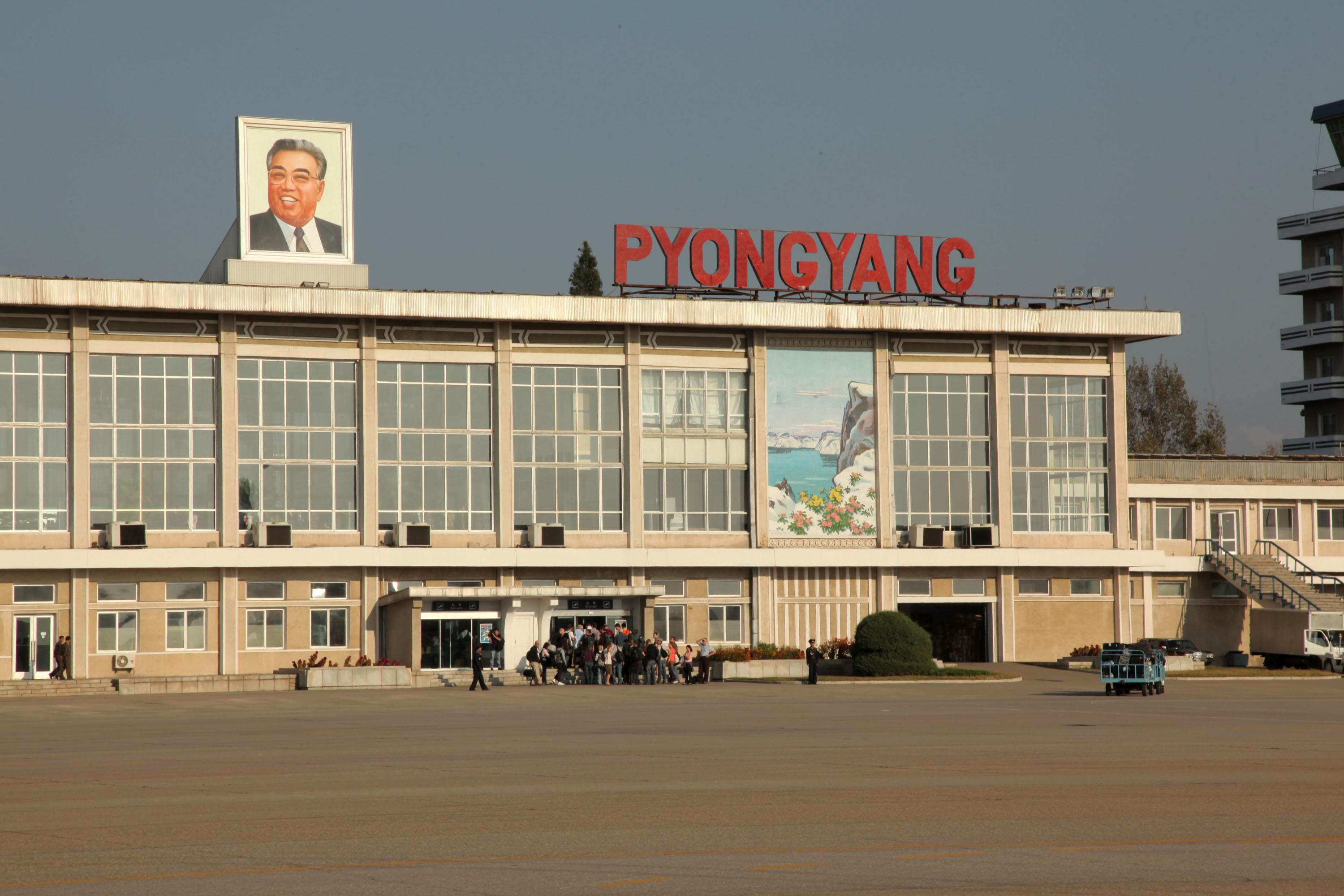 American citizen detained in North Korea airport