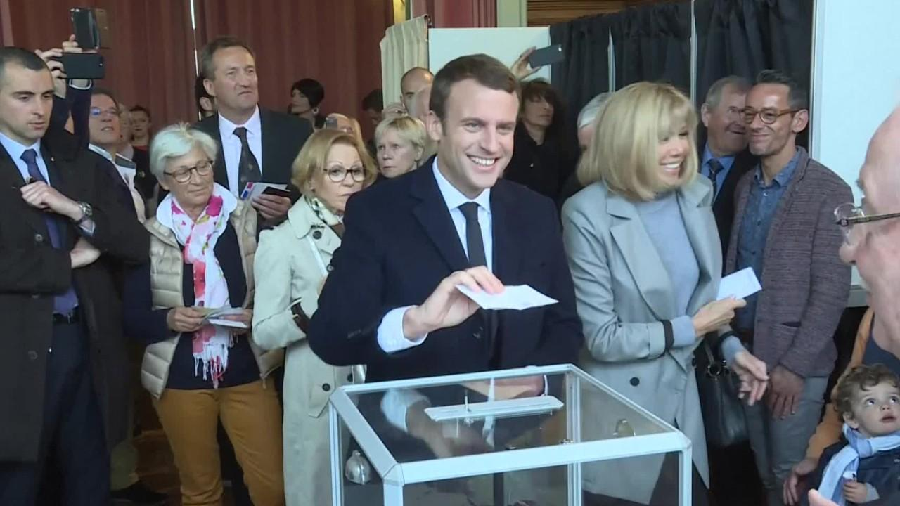 Amid Tight Security, France Goes To Polls