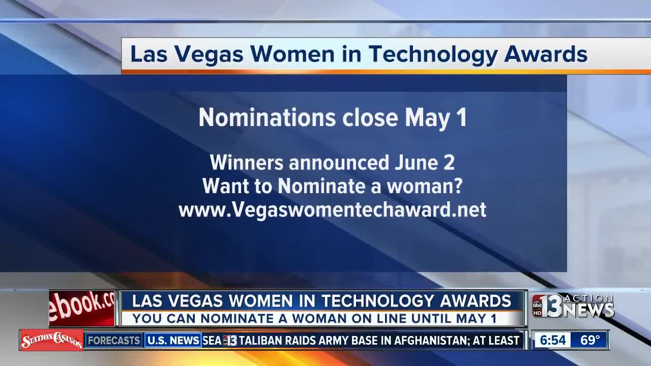 Las Vegas Women in Technology awards