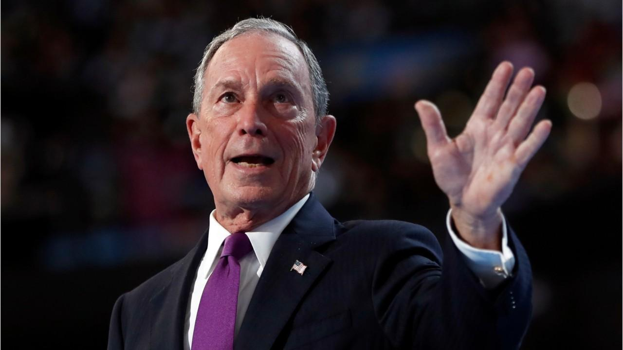 Bloomberg Tells World Leaders To Ignore Trump On Climate