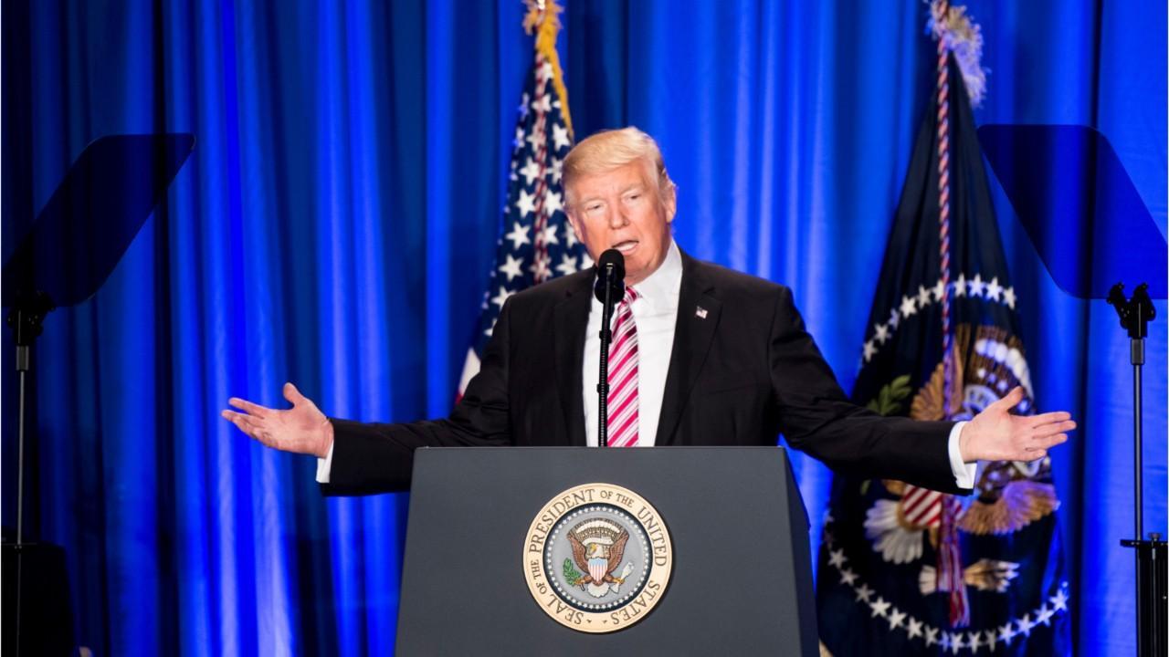Trump, Congress Contemplate Government Shutdown Over Border Wall