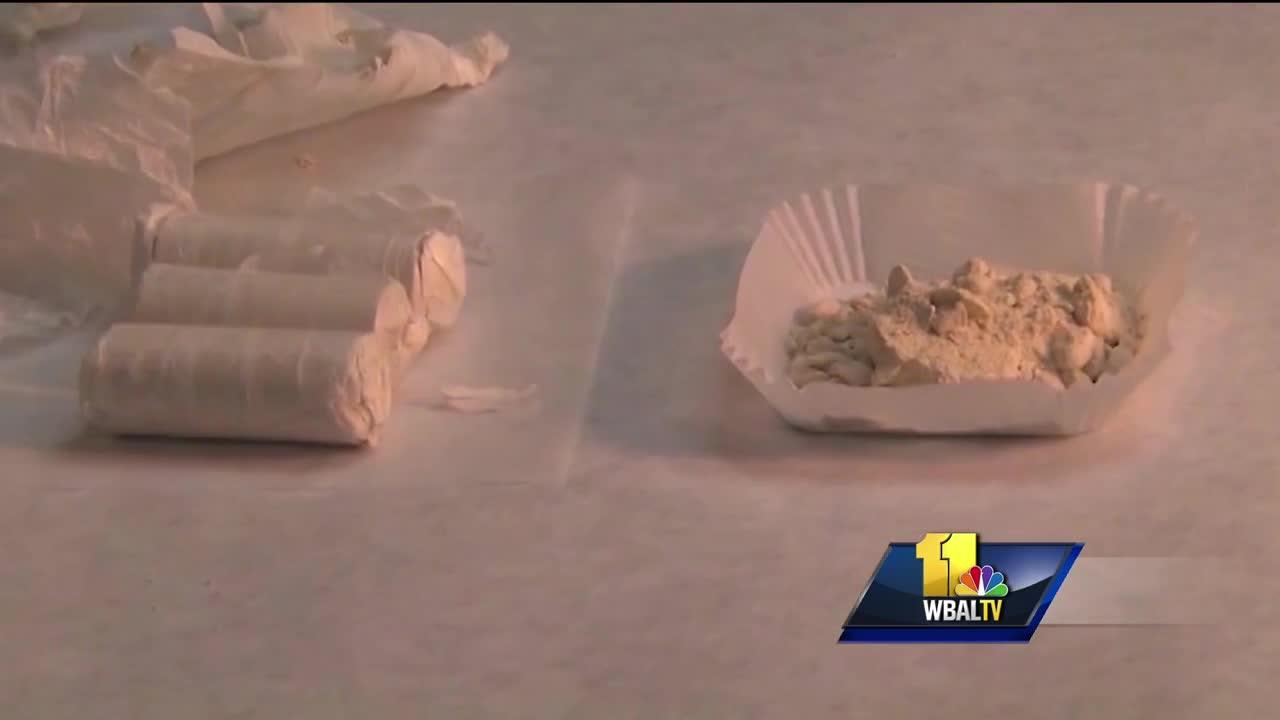 Video: Police turn more attention to carfentanil