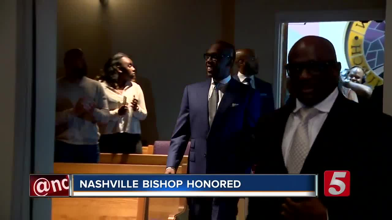Mt. Zion Leader Honored For 25 Years Of Service