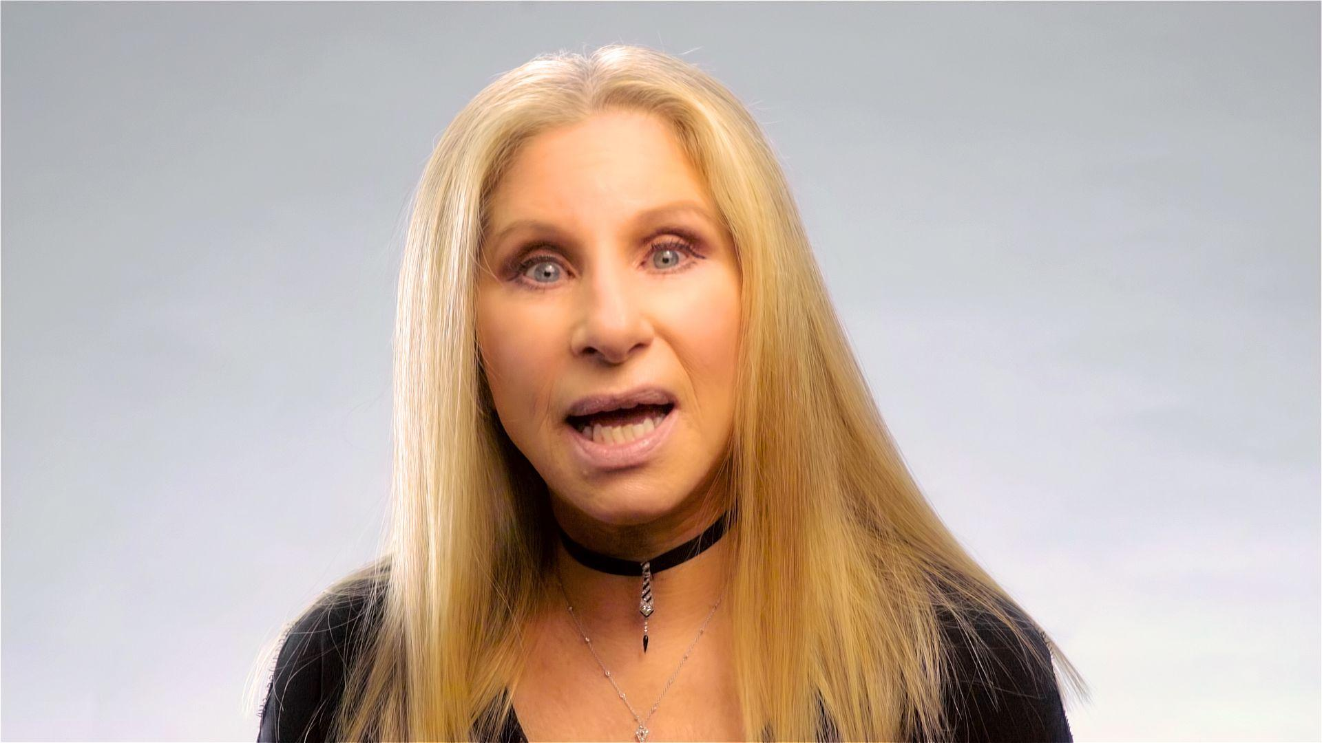 Barbra Streisand's Favorite Birthday Was So Beautiful She Fell Off A Chair