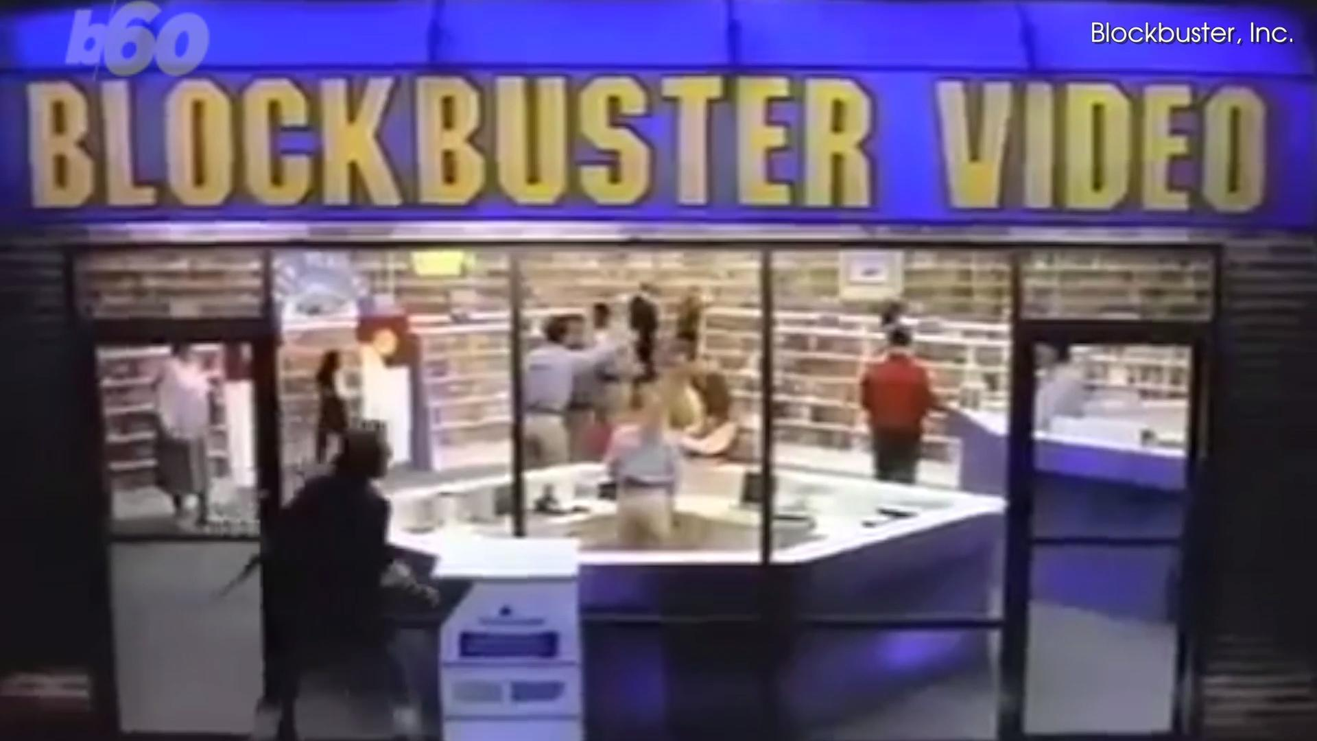 This is the One State Where Blockbuster Is Still Very Popular