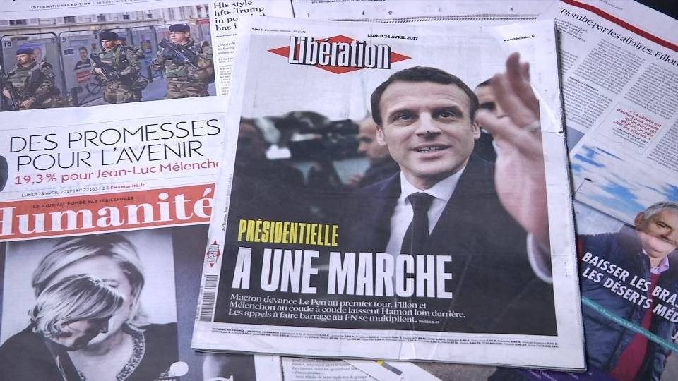 Why markets see Macron as next Obama or Trudeau