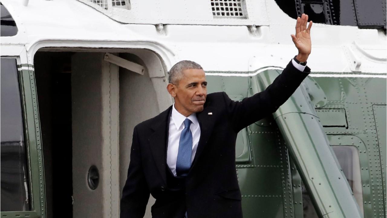 Barack Obama Returns To The Public Eye