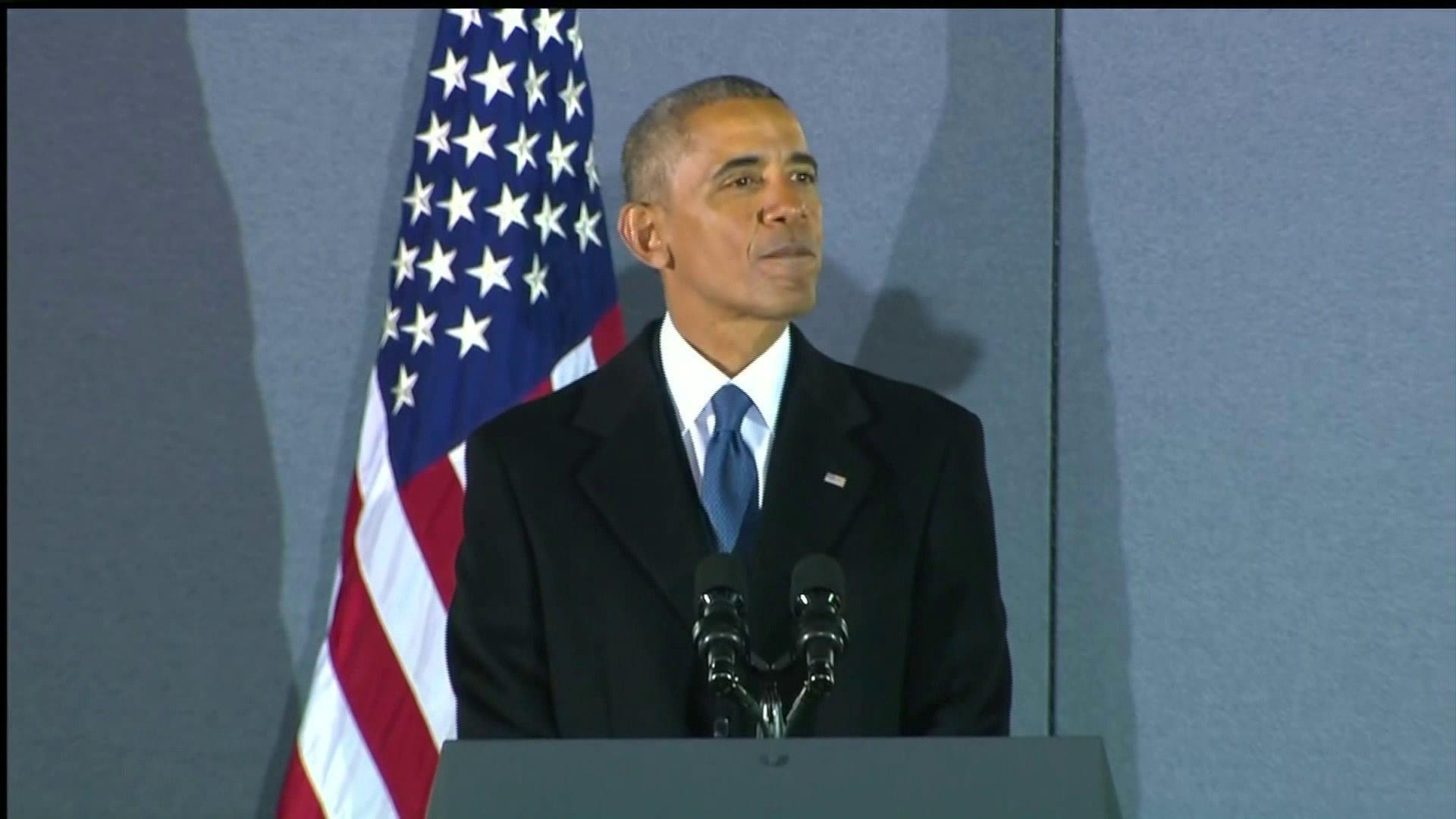 Former President Obama to Deliver First Post-Presidency Speech in Chicago