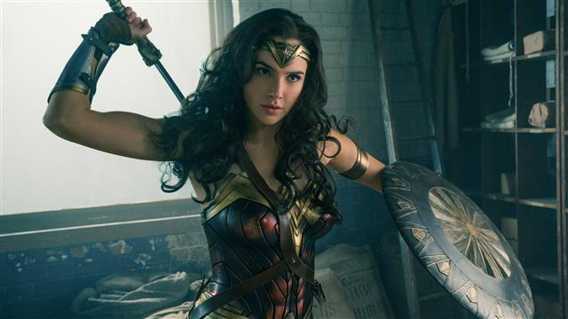 Film Trailer: 'Wonder Woman'