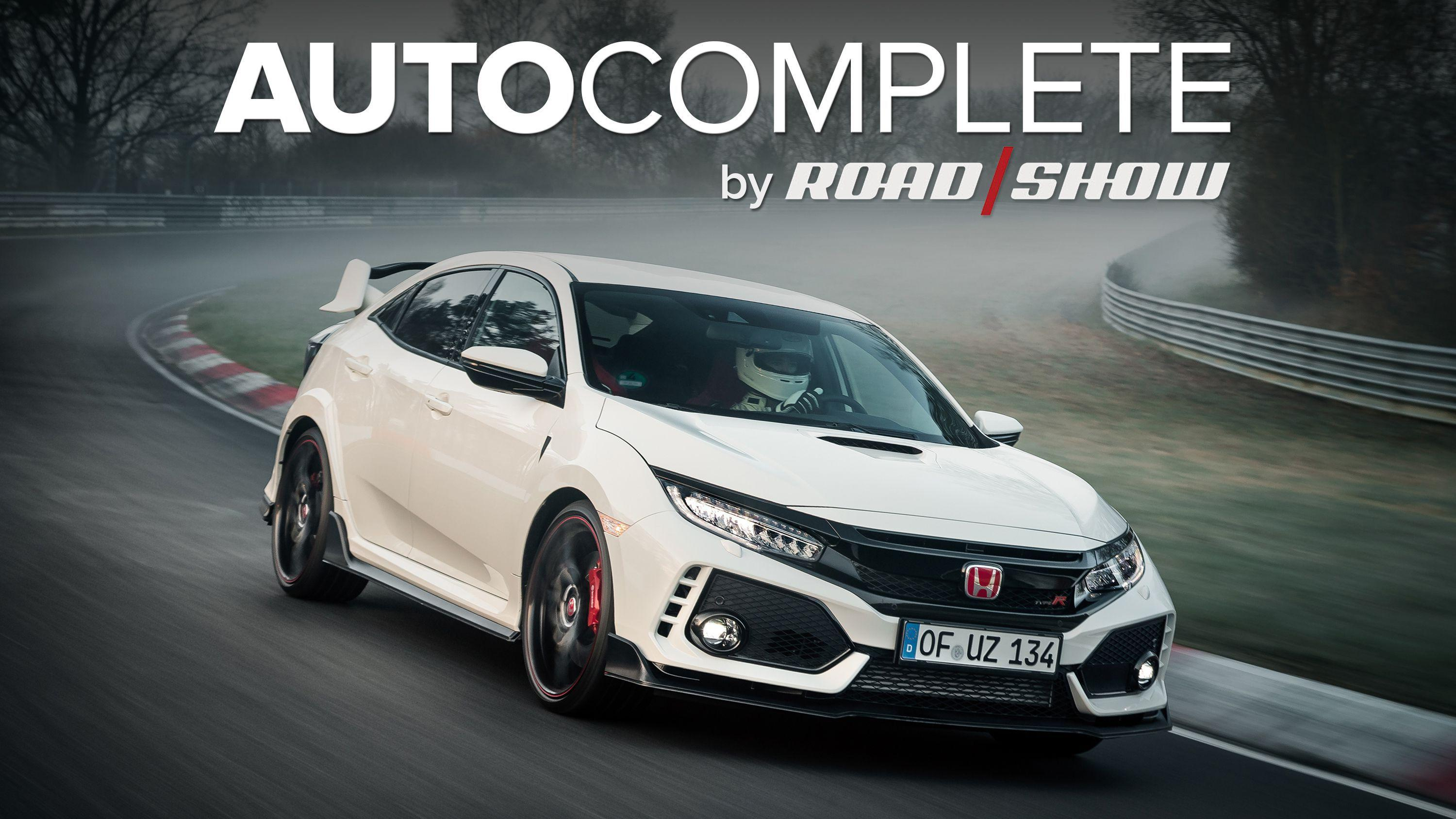 AutoComplete: Honda Civic Type R is the Nürburgring king once more