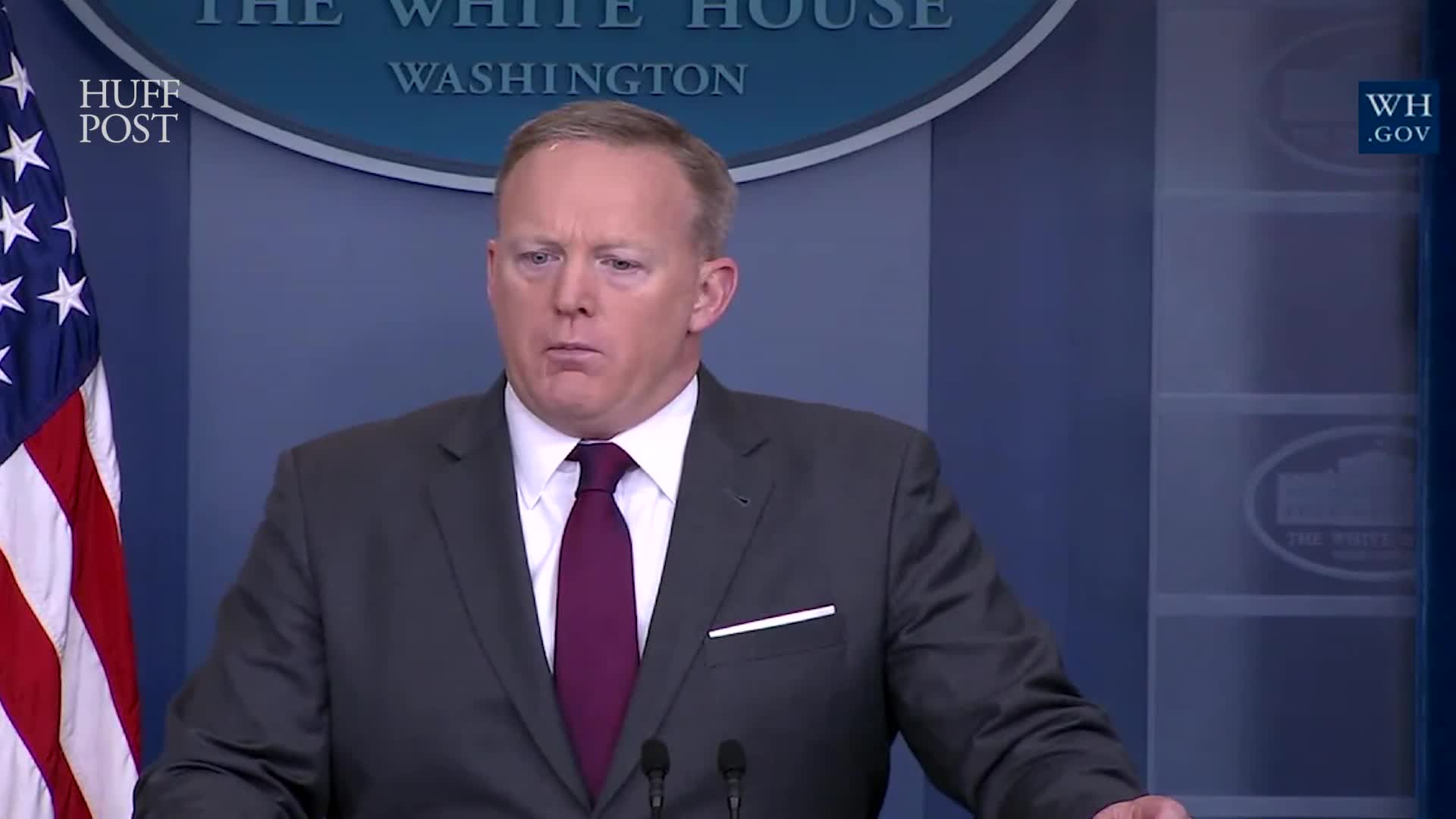 "Spicer ""Confident"" No Shut Down Over Border Wall 