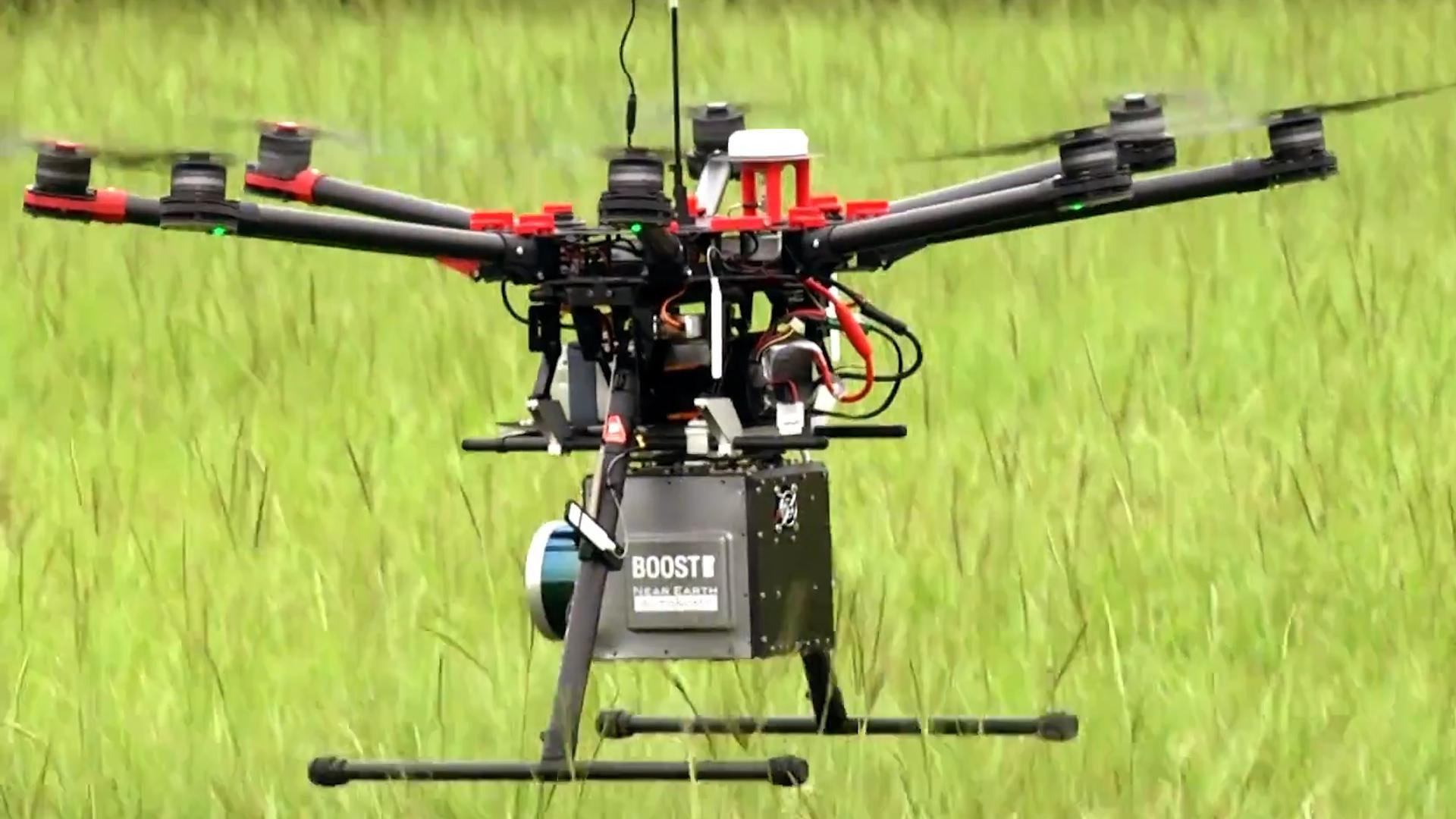 This Drone Could Help Feed The Planet