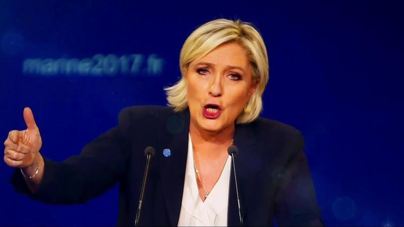 Le Pen, Macron Gear Up For French Presidential Election Runoff