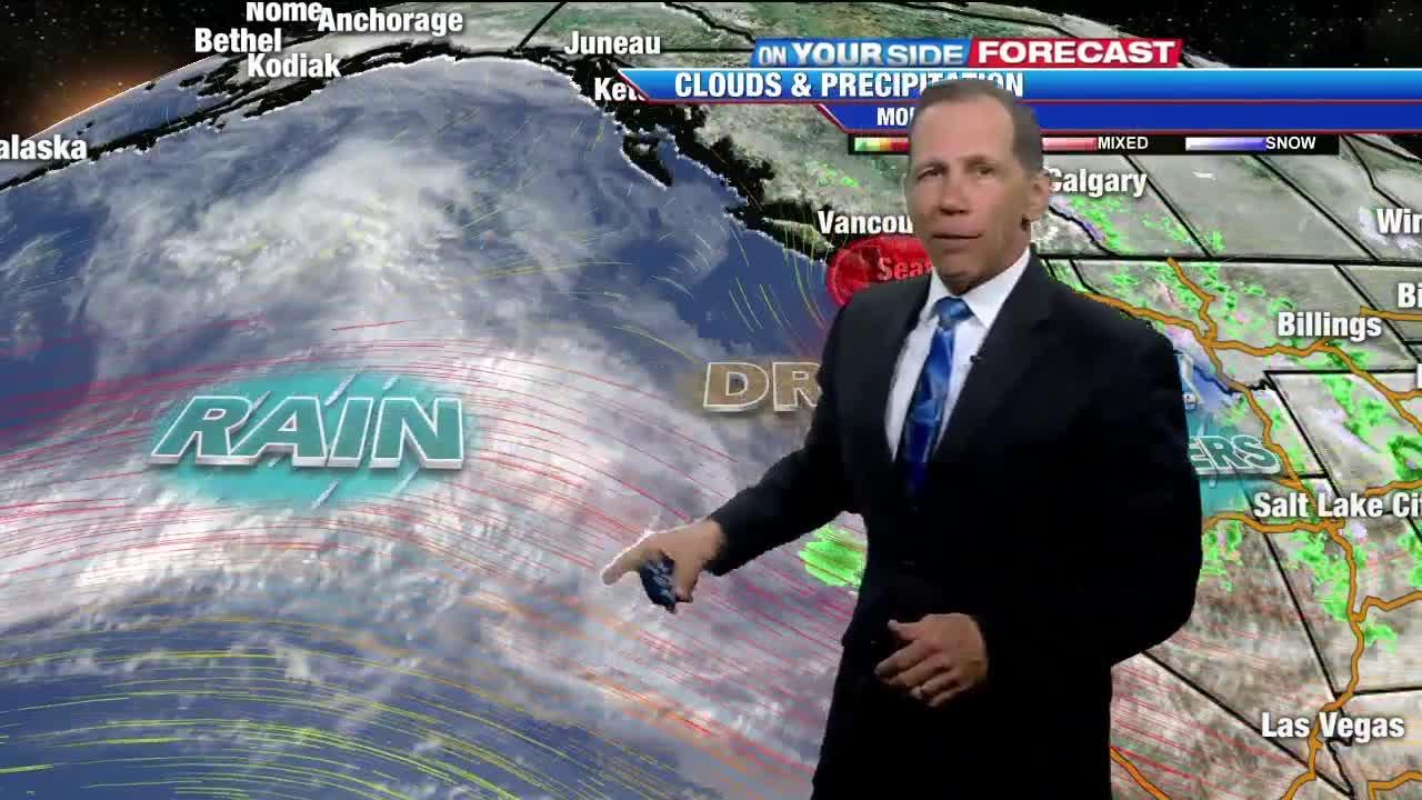 Scott Dorval's On Your Side Forecast: Monday, April 24, 2017