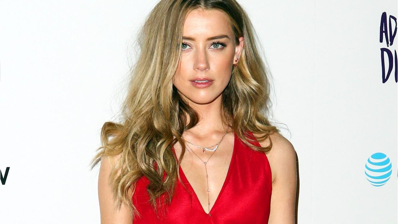 Amber Heard and Elon Musk Have Been Dating for a Year