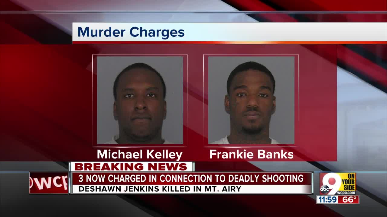 Two more men charged with murder in fatal Mount Airy shooting