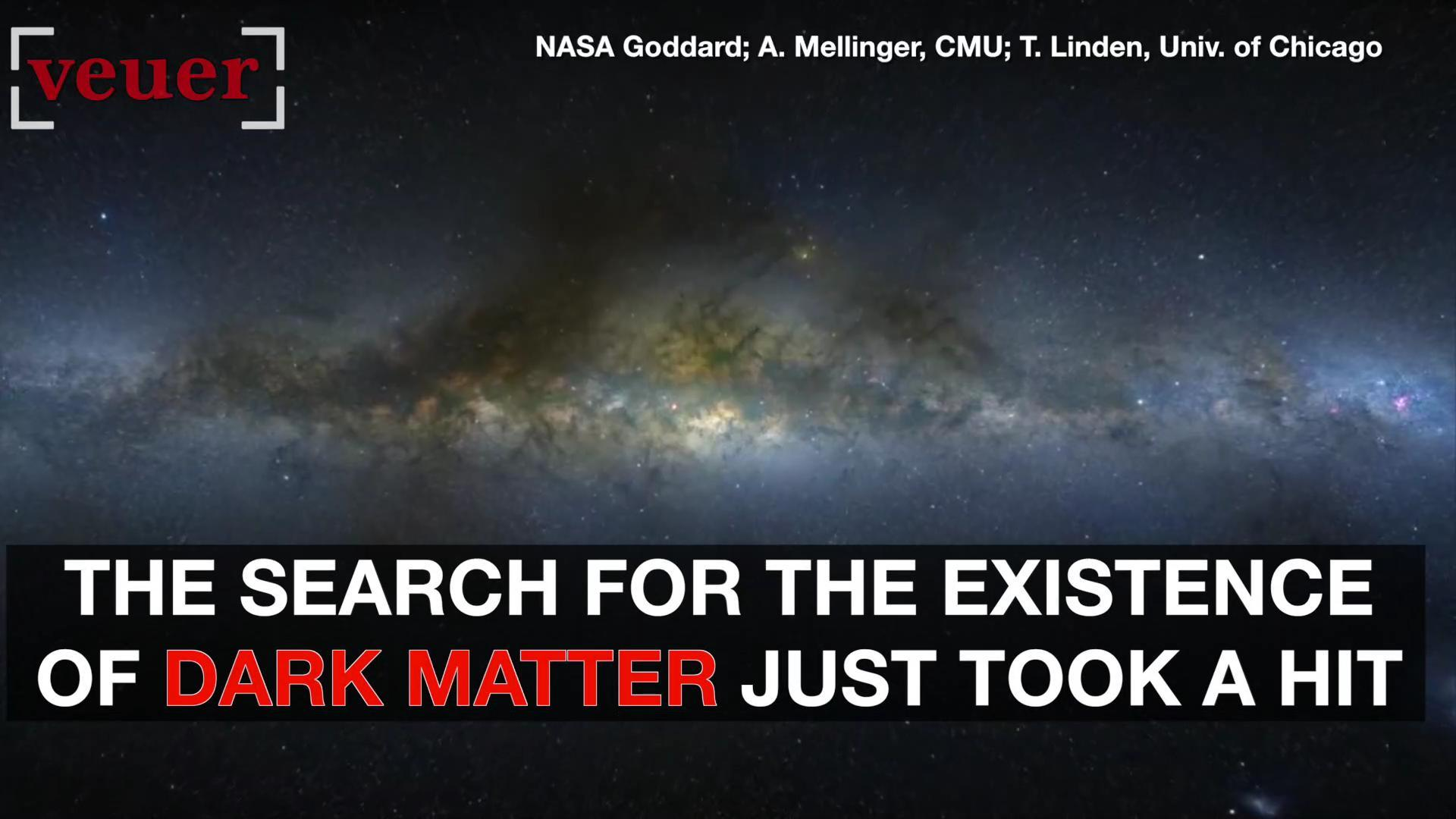 The Search To Find Evidence of Dark Matter Just Took A Hit