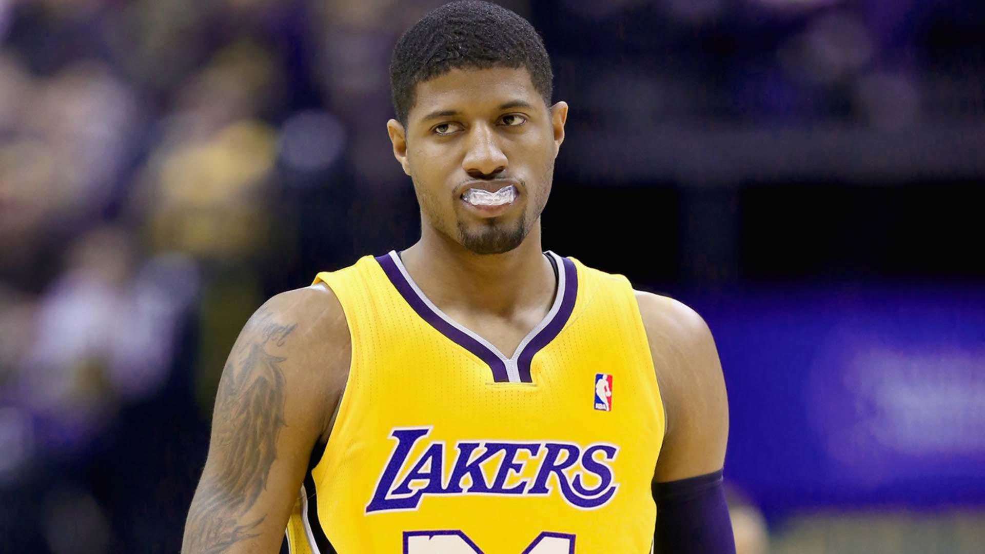 Paul George LEAVING Pacers to Become a Laker!?!