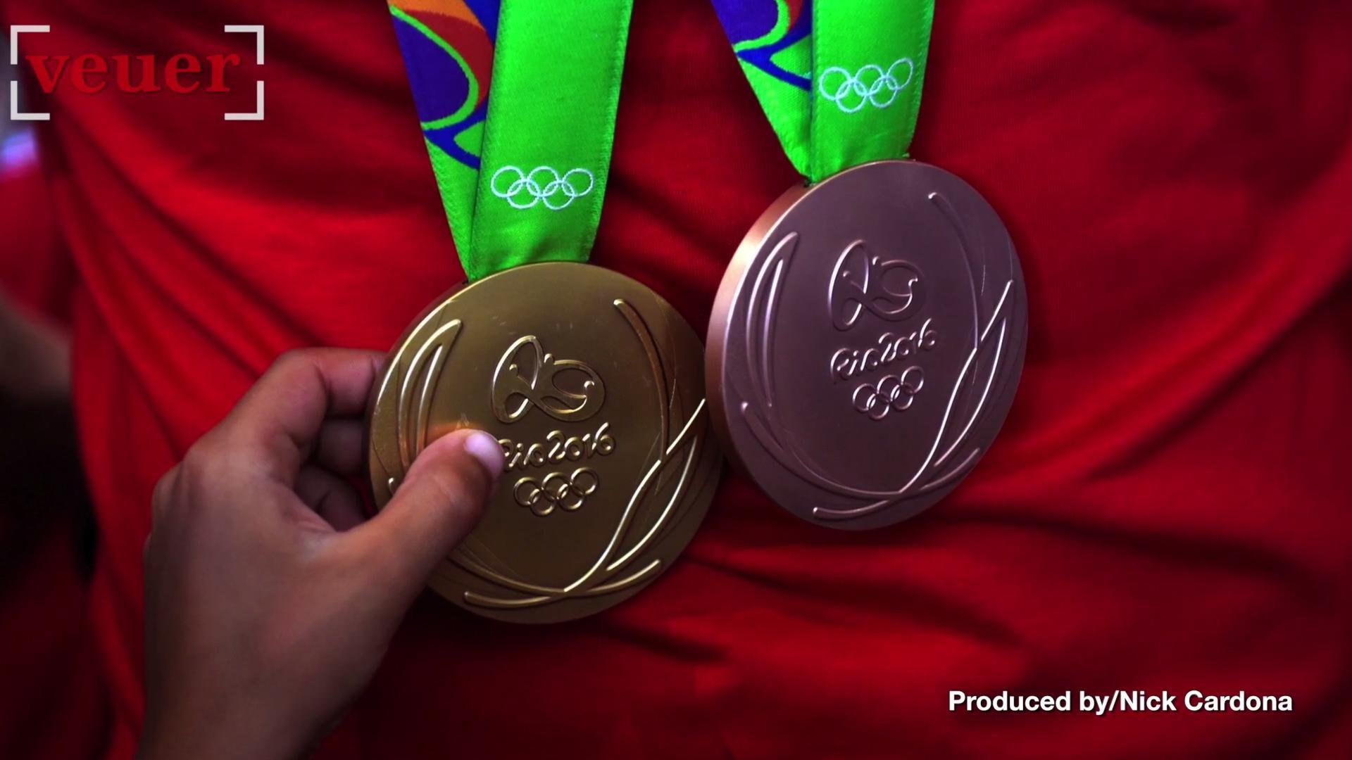 Olympic Athlete Gets Medal 9 Years After Competition
