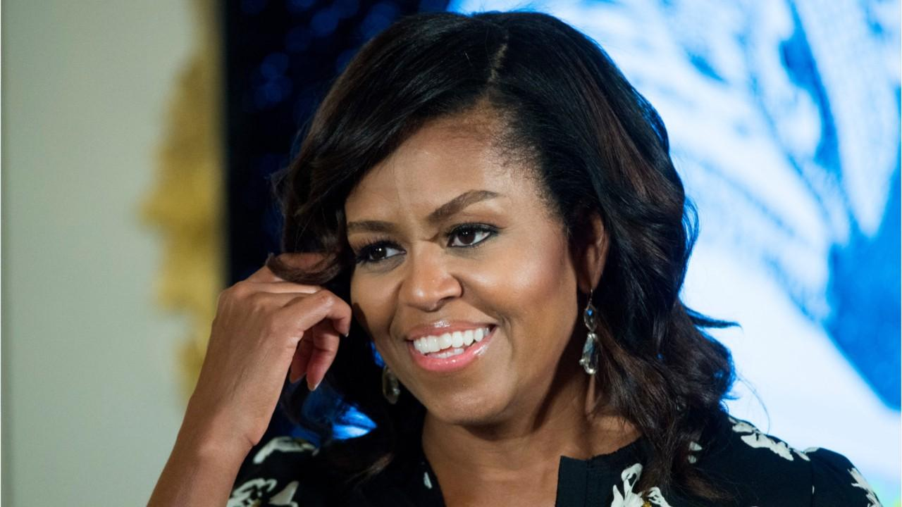 Mural of Michelle Obama Stirs Debate