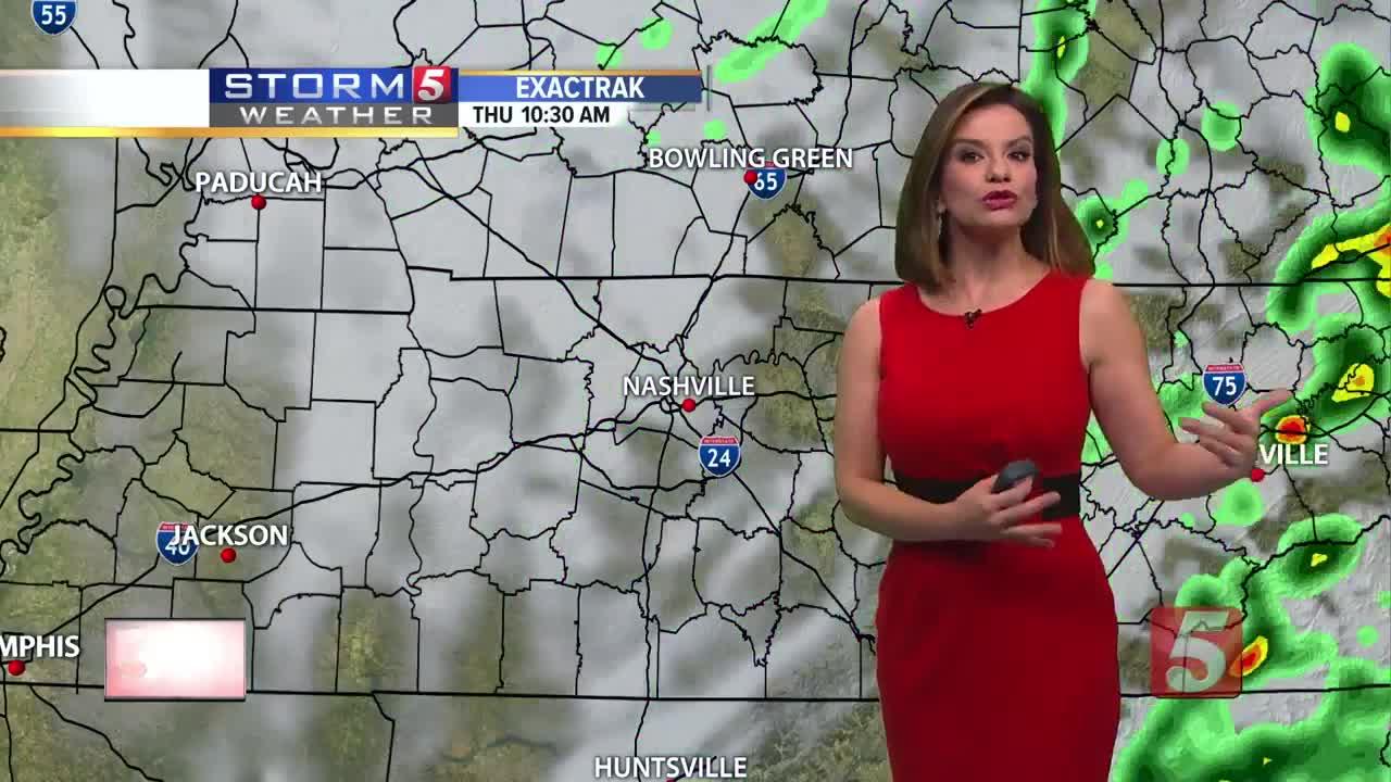 Bree's Evening Forecast: Tuesday, April 25, 2017