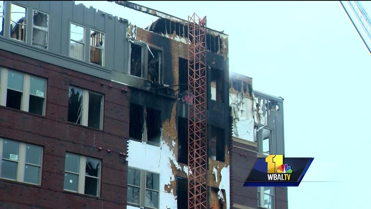 Video: Investigators start to examine remains of College Park fire