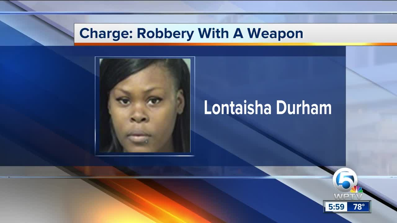 Lontaisha Durham: Boynton Beach woman arrested after attacking Uber driver with pepper spray