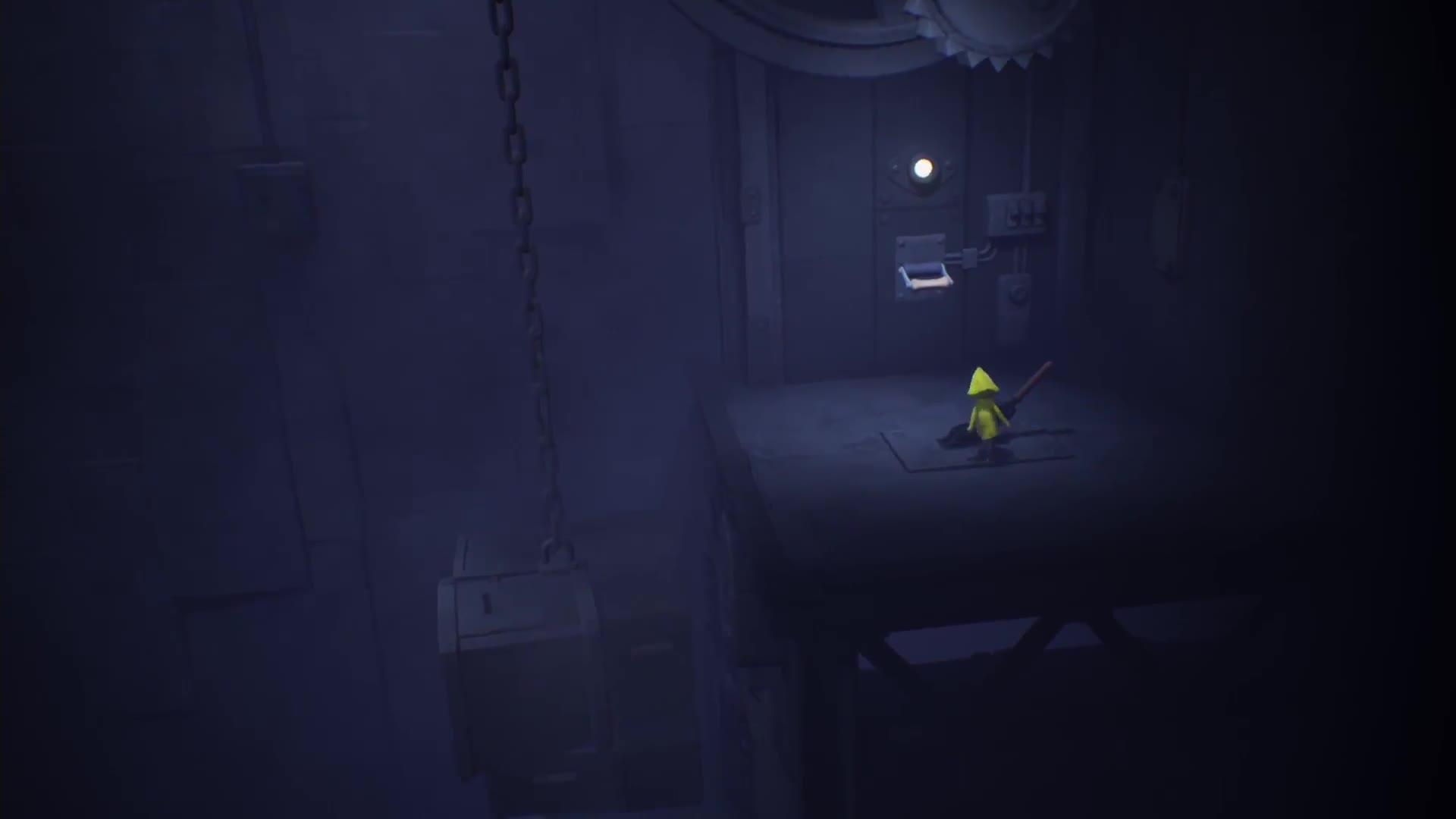 Little Nightmares - Under The Bed Gameplay