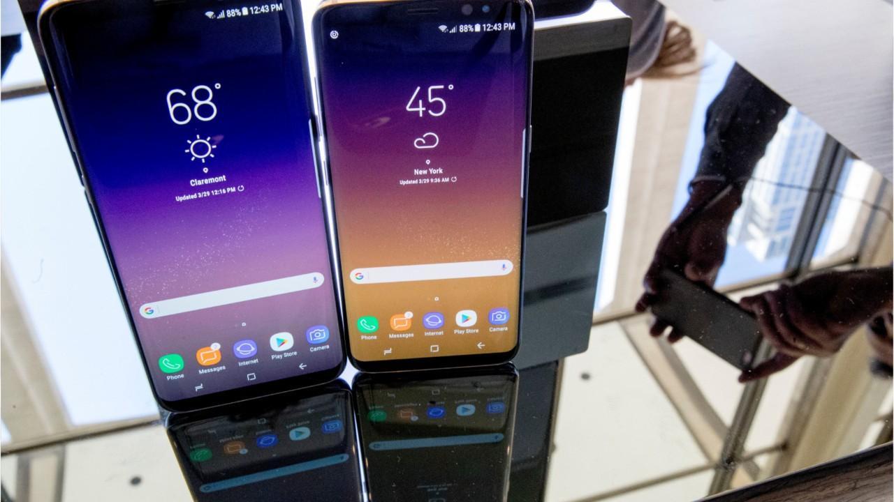Samsung Galaxy S8, S8 Plus Break S7 Pre-Order Record