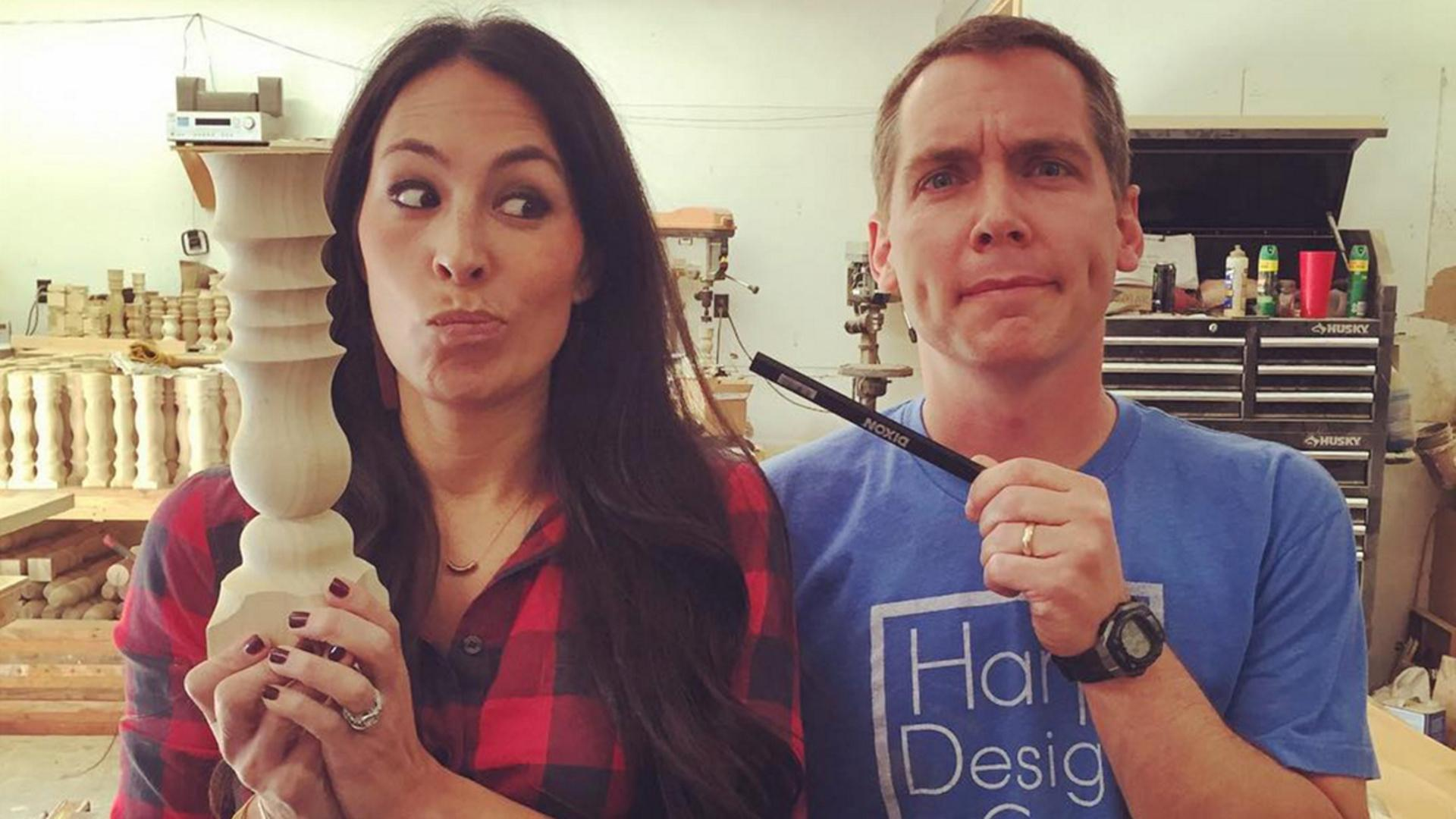 The Story of How Clint Harp Was Discovered By Chip and Joanna Gaines